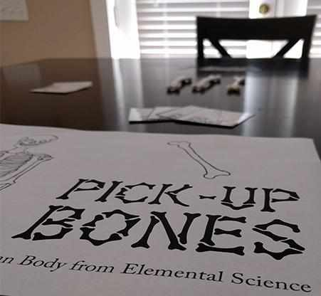 Theory - Human Body Game - Pick-up Bones {FREE EBook}
