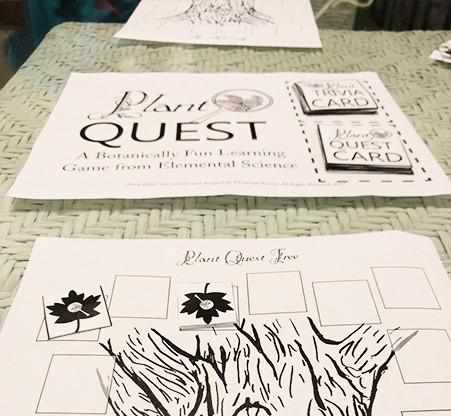 Theory - Plants Game - Plant Quest {FREE EBook}