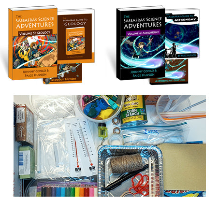 Sassafras Science Year 3 Bundle