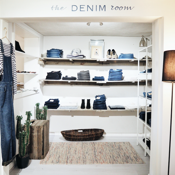 DENIM, THE CORE OF YOUR CAPSULE WARDROBE & TOP DENIM TIPS FROM JEAN QUEEN, DONNA IDA
