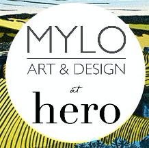 Introducing MYLO art at Hero