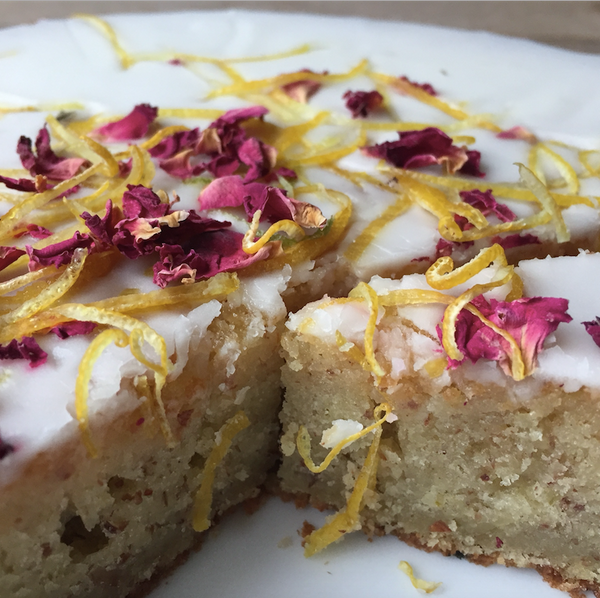 Recipe: YUMMY DAYS Lime & Almond Cake