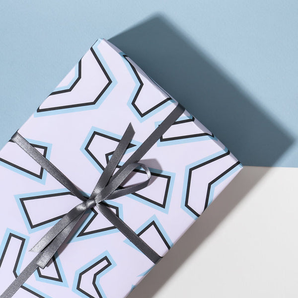 L'Aise gift wrap