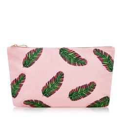 Banana Leaf Rose Shadow Pouch