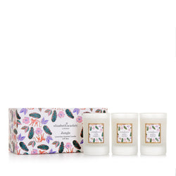 Elizabeth Scarlett Jungle mini candle set
