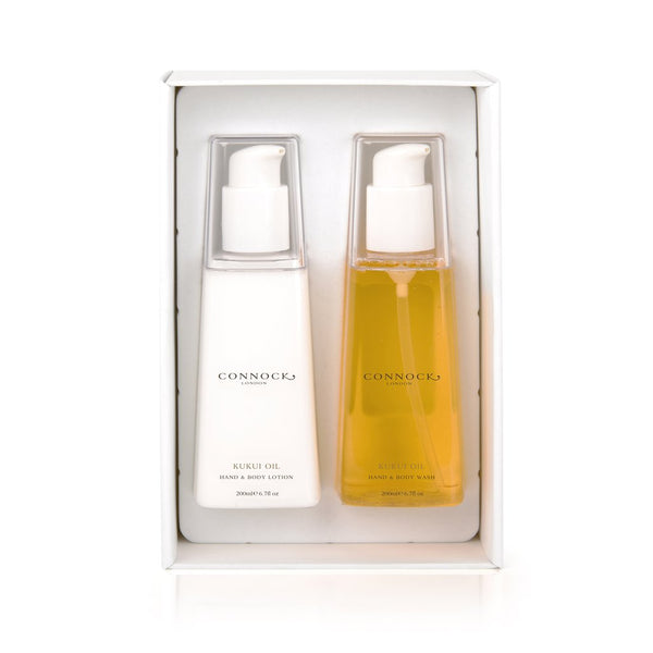 Kukui Oil Perfect Pair Gift Set
