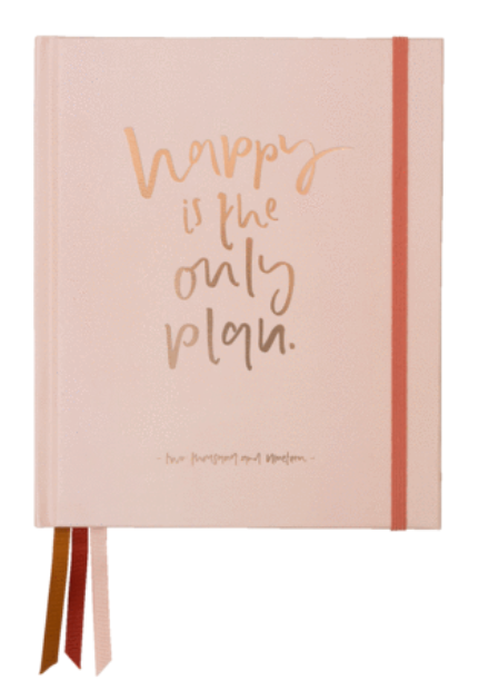 Blush 2019 daily planner
