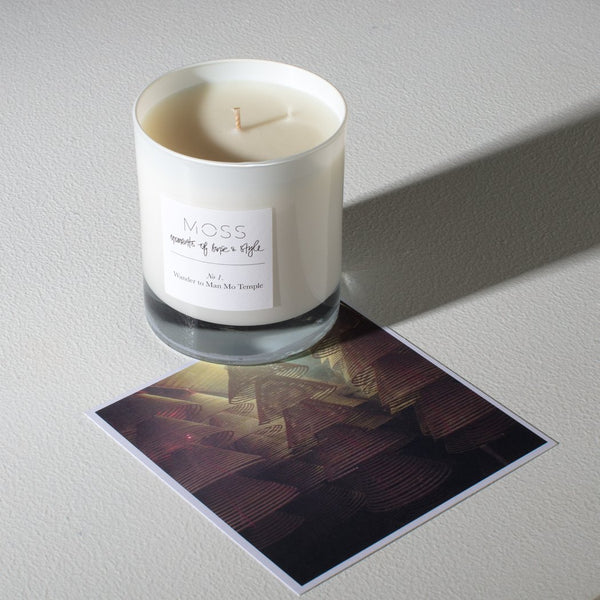 Candle - No 1