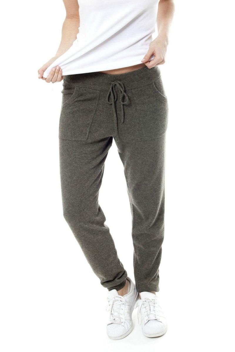 Prince cashmere joggers