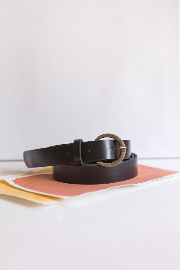 Basic Belt - black