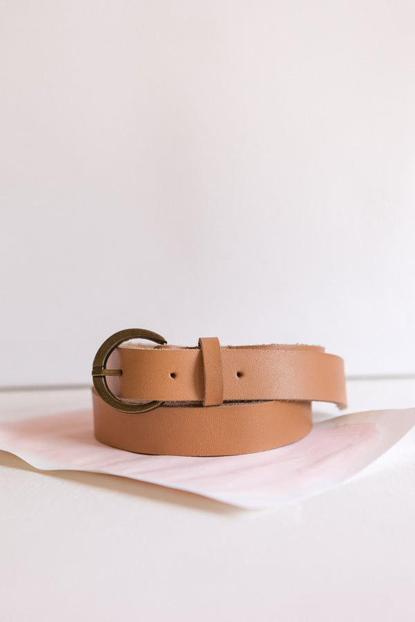Basic Belt - natural