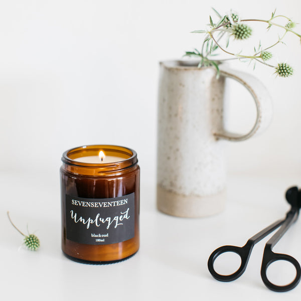 Unplugged Candle - 180 ml