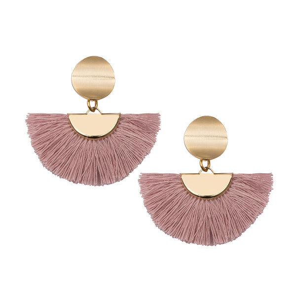 Theia Blush Earrings