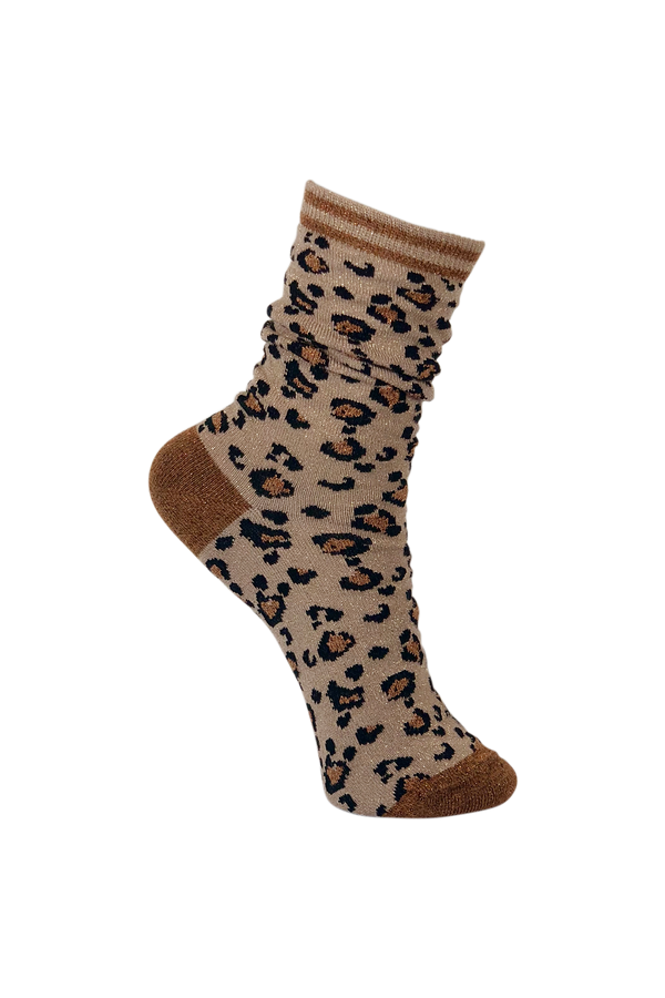 Leo Socks - Natural