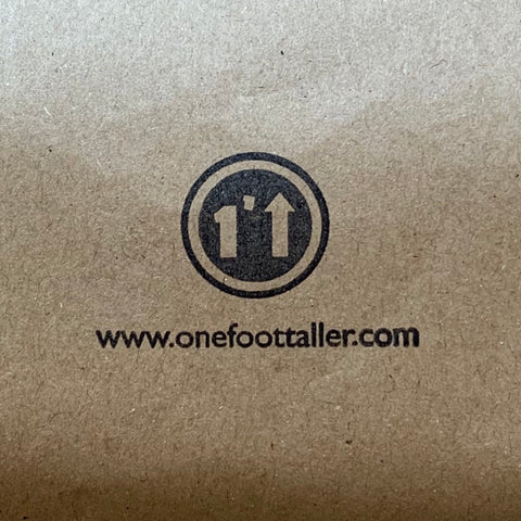 One Foot Taller Gift Card