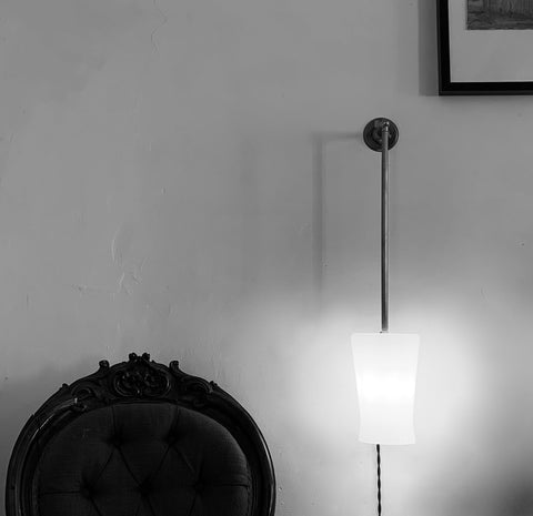 Waisted Bespoke Wall Lamp