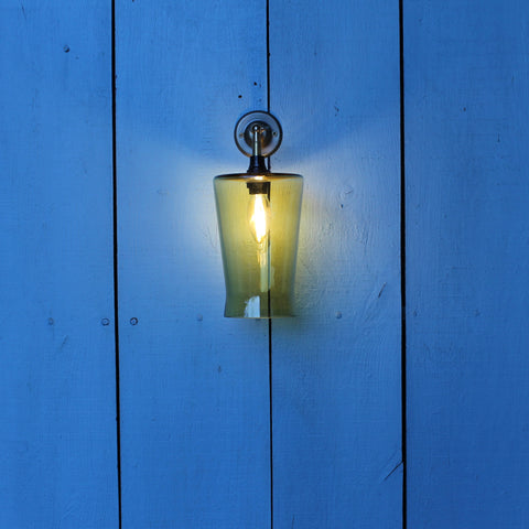 Waisted Wall Lamp