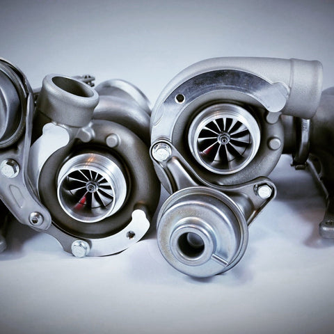 BMW High Performance Turbos