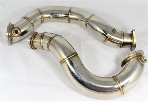 BMW Performance Downpipes and Chargepipes