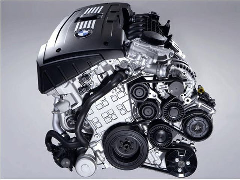 BMW Built Engines