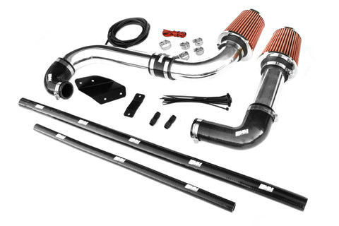 BMW N54 Relocation Aluminum Inlets (ONLY 1 series and 3 series)