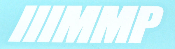 "MMP Vinyl Sticker 1.5"" x 5.5"""