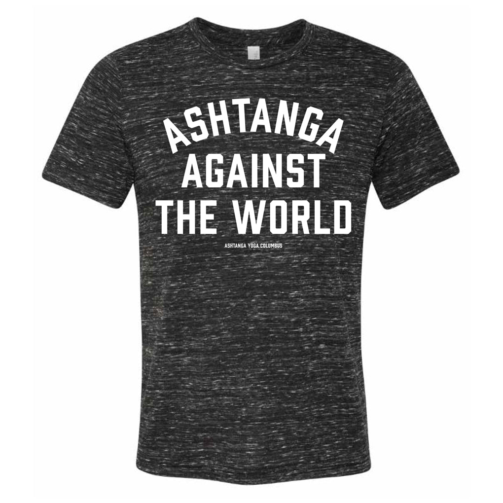 Ashtanga Against the World - Shirt
