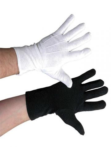 Gloves 2 pair black and white (brass/woodwinds only)