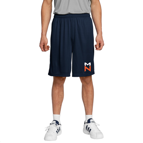 Sport-Tek  PosiCharge Competitor Shorts - True Navy