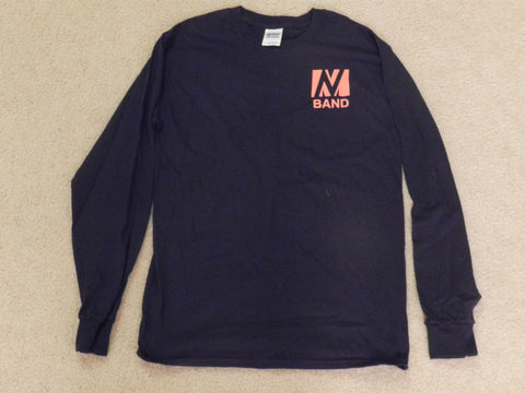 **Clearance** Long Sleeve T-Shirt w/logo