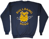 **Clearance** Bulldawg Crew Sweatshirt In Gray or Navy