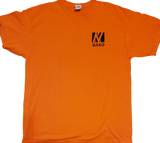 **Clearance** Short Sleeve T-Shirt w/logo