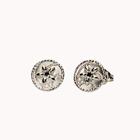 Antique Flora Studs