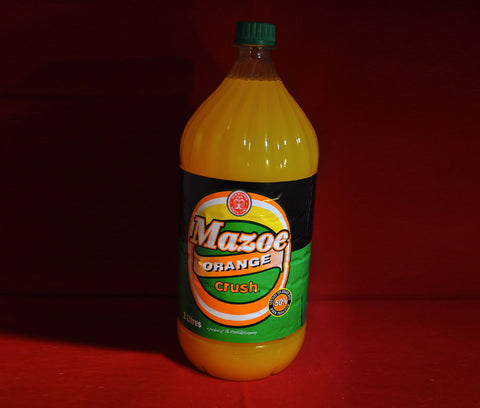 Mazoe - Orange (2L Bottle)