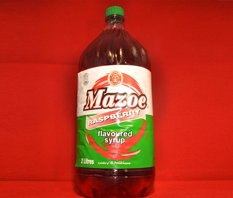 Mazoe - Raspberry (2L Bottle)