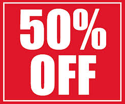 55% off Collection