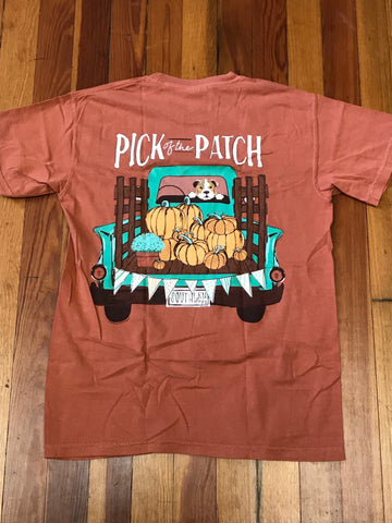 Pick of the Patch Southernology Comfort Color Tee