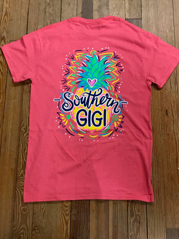 Sweet Southern Gigi Girlie Girl Tee
