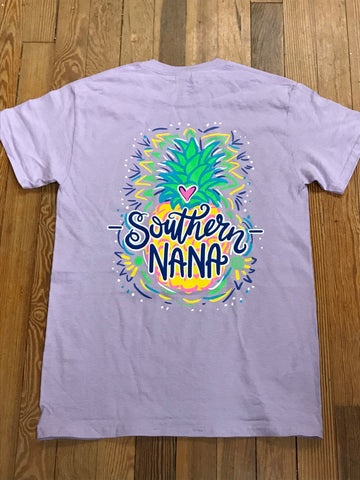 Sweet Southern Nana Girlie Girl Tee