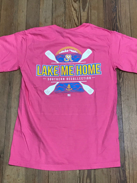 Lake Me Home Comfort Color Tee