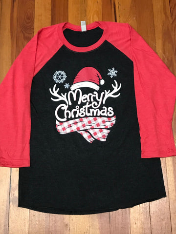 Merry Christmas Super Soft Tee