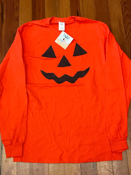 Pumpkin Face Tee