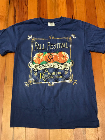 SR Fall Festival Pumpkin Patch Comfort Color Tee