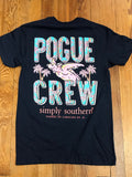 Pogue Crew Turtle Simply Southern Tee