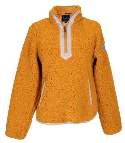 Simply Southern Y Neck Fleece Pullovers