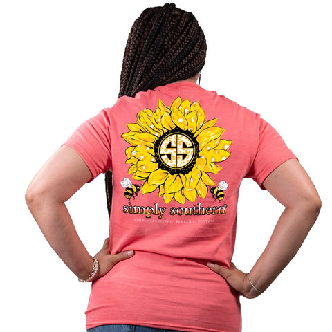 Sunflower Simply Southern Tee