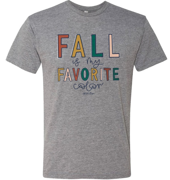 Fall is My Favorite Color Southernology Tee