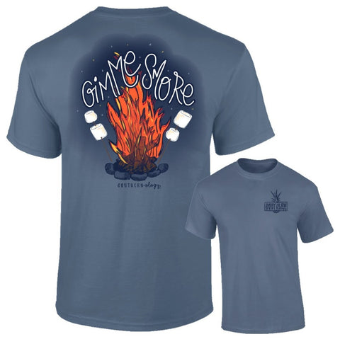 Gimme S'more Southernology Comfort Color Tee