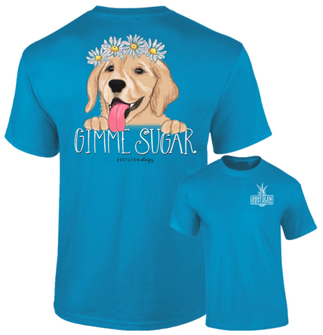 Gimme Sugar Southernology Comfort Color Tee