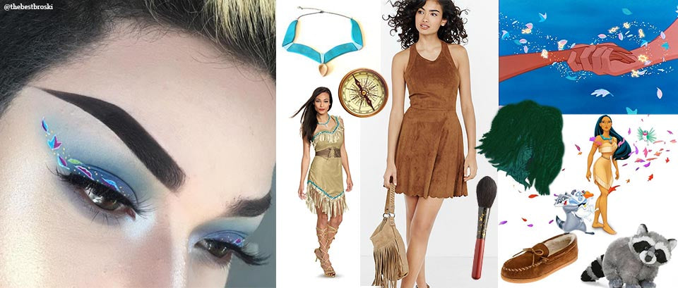 Pocahontas Colors of the Wind thebestbroski by Keller International